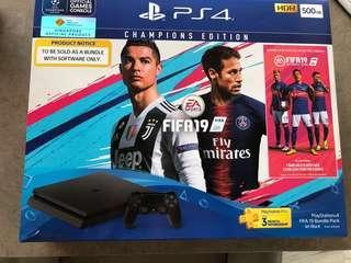 PS4 Champions Edition