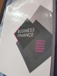 Business finnace textbook kaplan murdoch mba