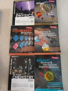 O level pure science notes