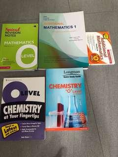 O level math and chemistry guide to go
