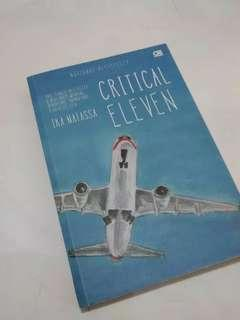 Critical Eleven (written by Ika Natassa)