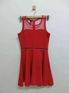 CNY Collection Red Dress