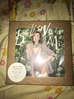 全新 鄭秀文 Sammi「Believe in Mi」(3CDs)