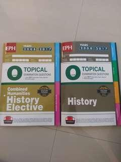 History O Level Pure and Elective