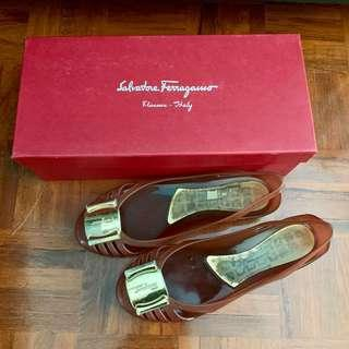 Salvatore Ferragamo Spiffy Shoes