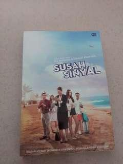 Novel Susah Sinyal (based on film Susah Sinyal)