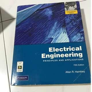 ELECTRICAL ENGINEERING PRINCIPLES AND APPLICATIONS (INTERNATIONAL EDITION)