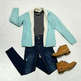 ☇LP☇Reversible Sherpa Jacket