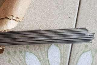 Titanium wires - jewellery/welding/anodising