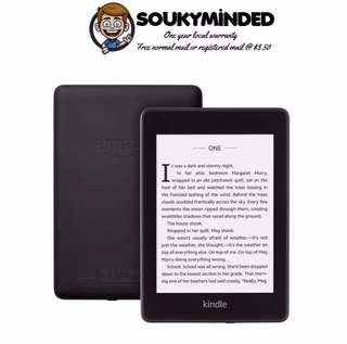 [IN-STOCK] All-new Kindle Paperwhite – Now Waterproof with 2x the Storage, Without Special Offers (No ADs), 1 Year Local Warranty