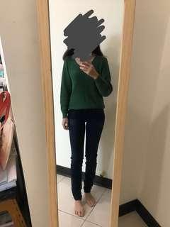 🚚 Levi's 原色牛仔褲 彈性極佳 Legging 24腰