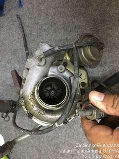 Turbo rhf4 vf20