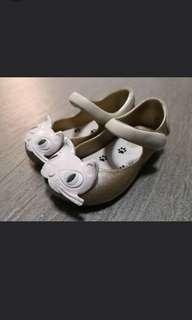 Mini Melissa Shoes cat face