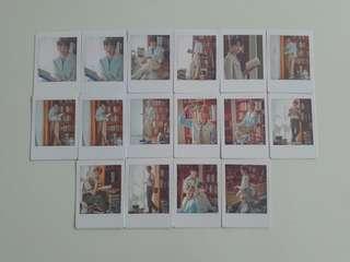 [ wts ] stray kids unveil op3 polaroid pcs