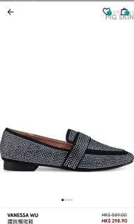 Studded Loafers 鑽飾懶佬鞋