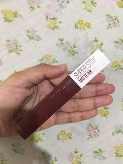 Maybelline Superstay Matte Ink (Voyager)