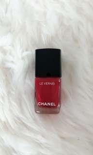 Chanel nail polish limited edition