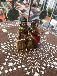 Shiv and Parvathi Model