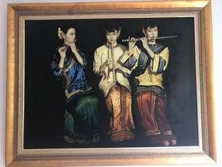 Trio Chinese maiden