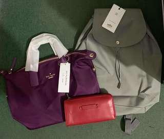 Hschl LC KS Bags Bundle Sale