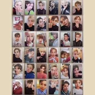 NCT 2018 EMPATHY PHOTOCARDS