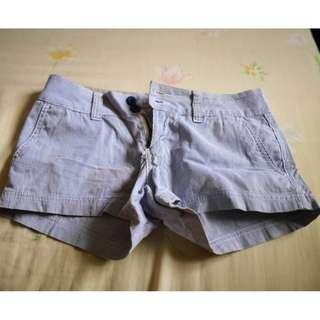 Traffic Shorts Blue Stripes Shorts #PRECNY60