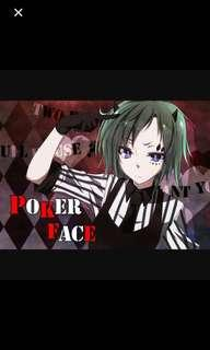 vocaloid poker face cosplay服