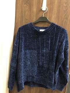 Sm2 深藍 上衣