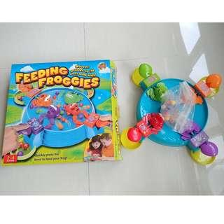 Feeding Froggies game