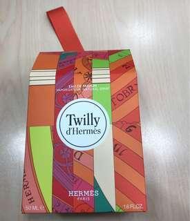 Hermes Valentines Twilly d'Hermes Perfume set