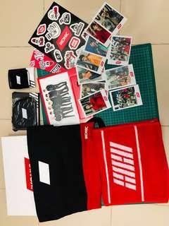 iKON 1st official fankit