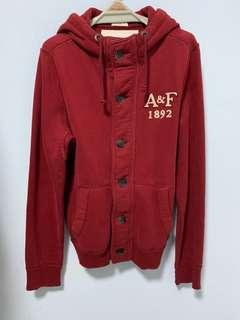 🈹 Abercrombie & Fitch Hooded Jacket