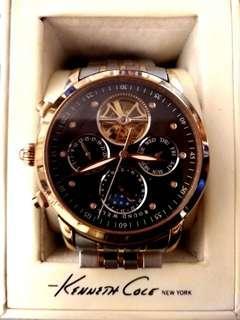 🚚 浪威錶 款式 星宇浩瀚真鑽機械腕錶