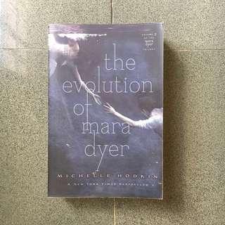THE EVOLUTION OF MARA DYER BOOK