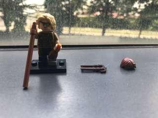 Mad Eye Moody / Barty Crouch Jr. LEGO Harry Potter Blind Bag
