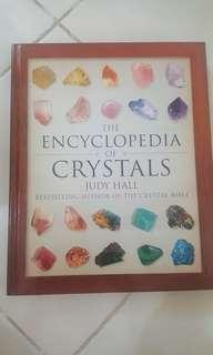 The Encyclopedia of Crystals  by Judy Hall Bestselling Author of the Crystal Bible