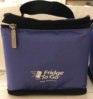 Fridge-to-go cooler