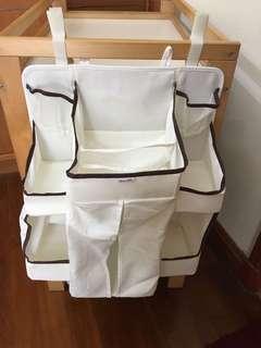 Preloved Munchkin Diapers Organiser .
