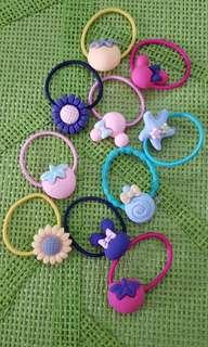 Girl's hairbands -  5 for $2