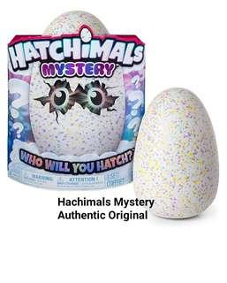Hatchimals Mystery Fluffy Interactive Characters (styles may vary)