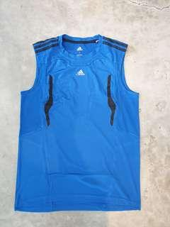 Adidas men's sleeveless top L size