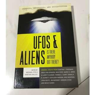 UFOS & ALIENS, IS THERE ANYBODY OUT THERE?