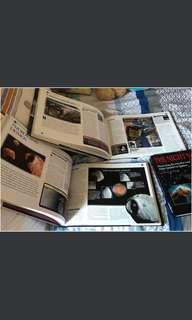 Books on space