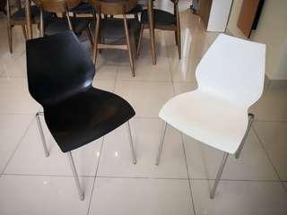A pair of Kian dining chairs #bundlesforyou