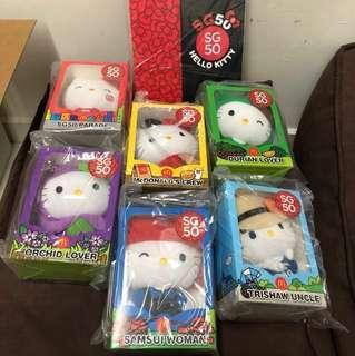 🚚 SG50 Hello Kitty Set