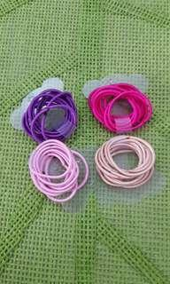 Colorful hairbands - 2 for $1.50