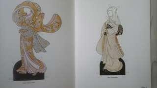 紙娃娃書-紙娃娃+26套衣飾-日本仕女篇