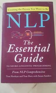 NLP: The Essential Guide