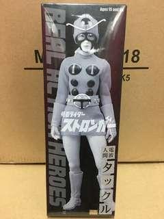 🚀[多年收藏全新未開] Medicom Toy 甲蟲女 電波人間 幪面超人 Real Action Heroes Kamen Masker Rider 強者 Stronger