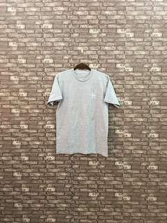 CALVIN KLEIN Grey Shirt/ CK Clothing Small